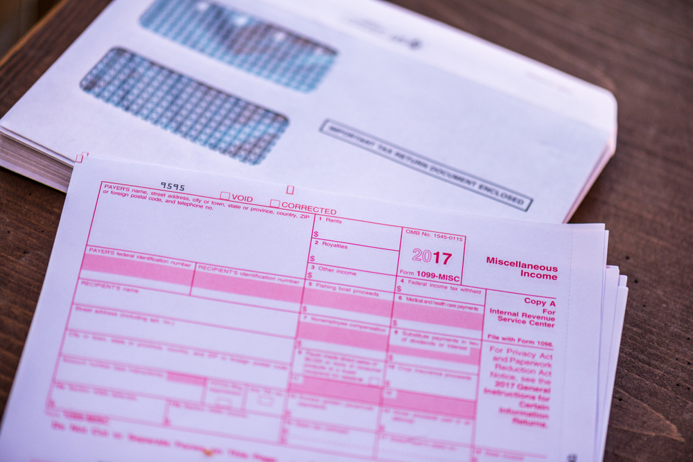 Watch Out! 1099 Filing Penalties Aren't Exactly Light
