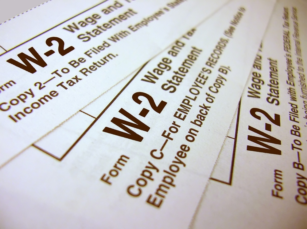 Haven't Received Your W-2 Yet?