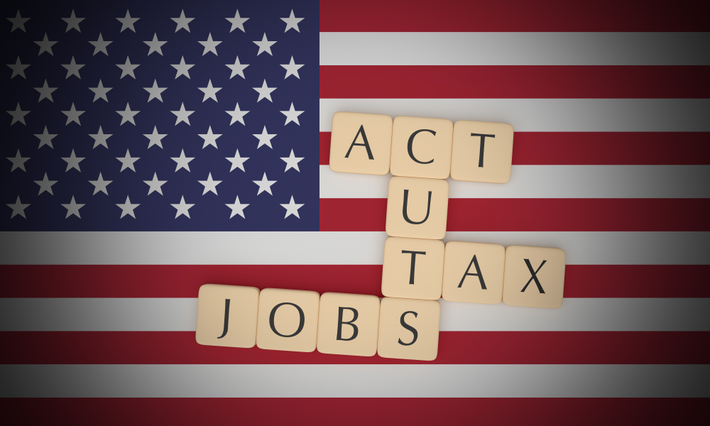 "How Does The ""Tax Cuts and Jobs Act"" Affect You?"