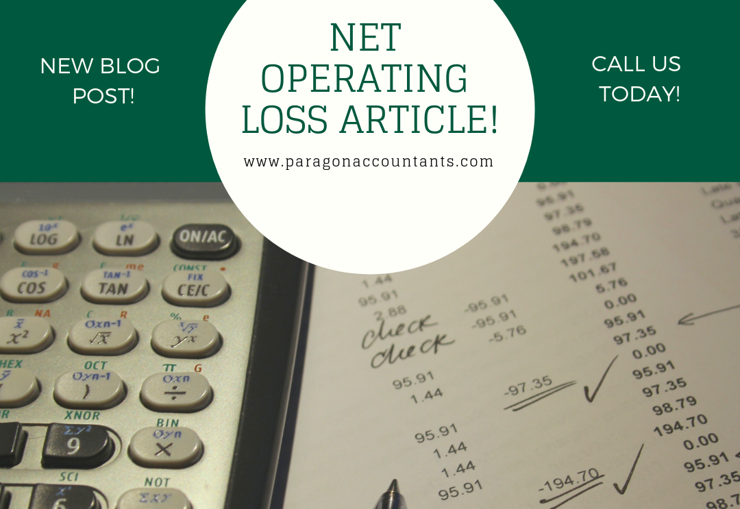 Net Operating Losses And The TCJA