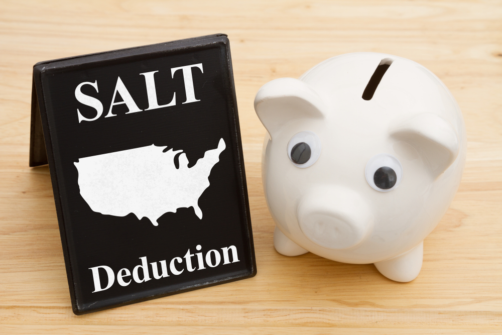 Itemized Deduction Changes: SALT